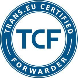 logo trans certified forwader eurospiner