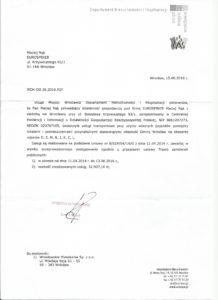 referencje Urząd Miejski