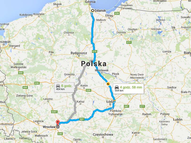 Przeprowadzka z Wrocławia do Trójmiasta