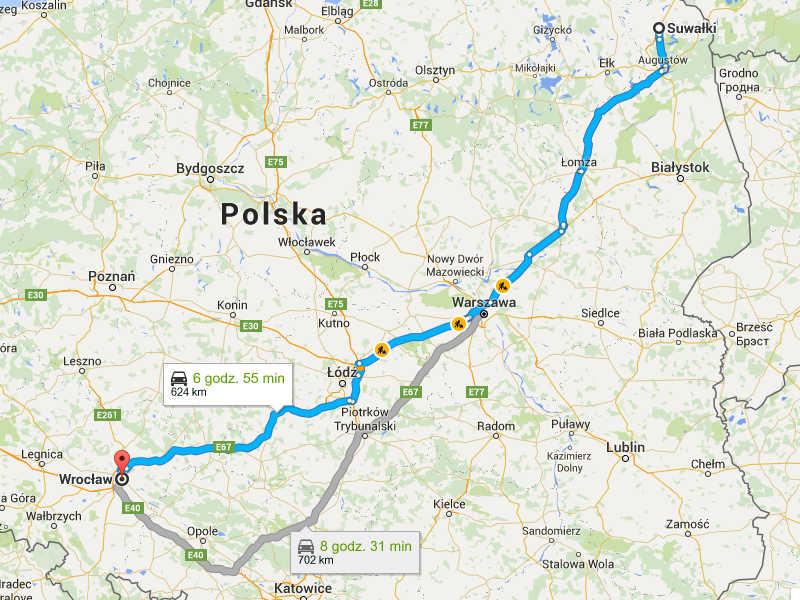 Przeprowadzki Wrocławia Suwałki