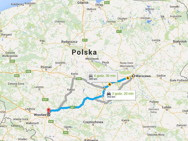 Przeprowadzki z Wrocławia do Warszawy