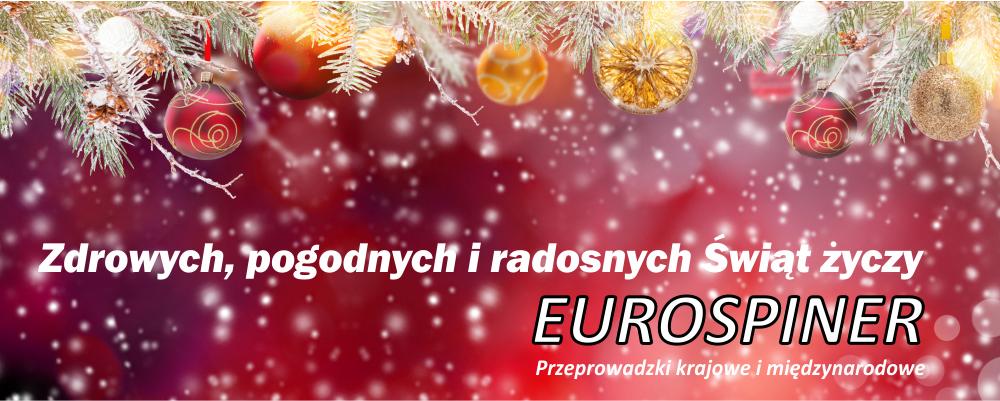 Eurospiner życzenia