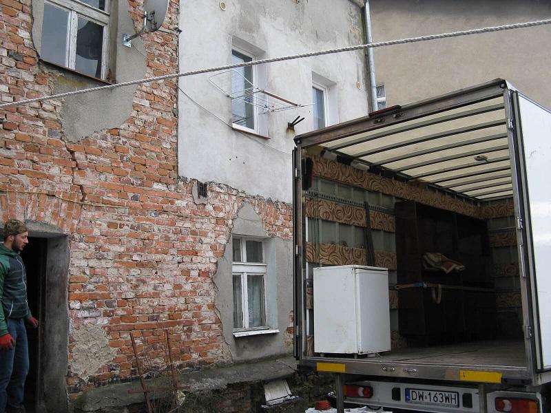 Przeprowadzki Wroclaw - Eurospiner - Kamienica 3