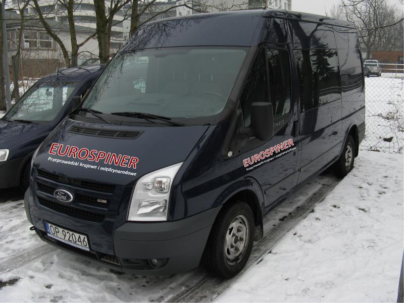 Eurospiner Ford Transit