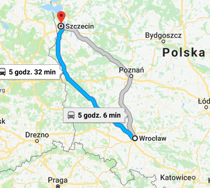 Przeprowadzka Wroclaw Szczecin