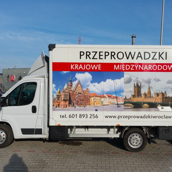 Przeprowadzki Wroclaw - Eurospiner flota 2
