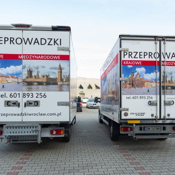 Przeprowadzki Wroclaw - Eurospiner flota 7