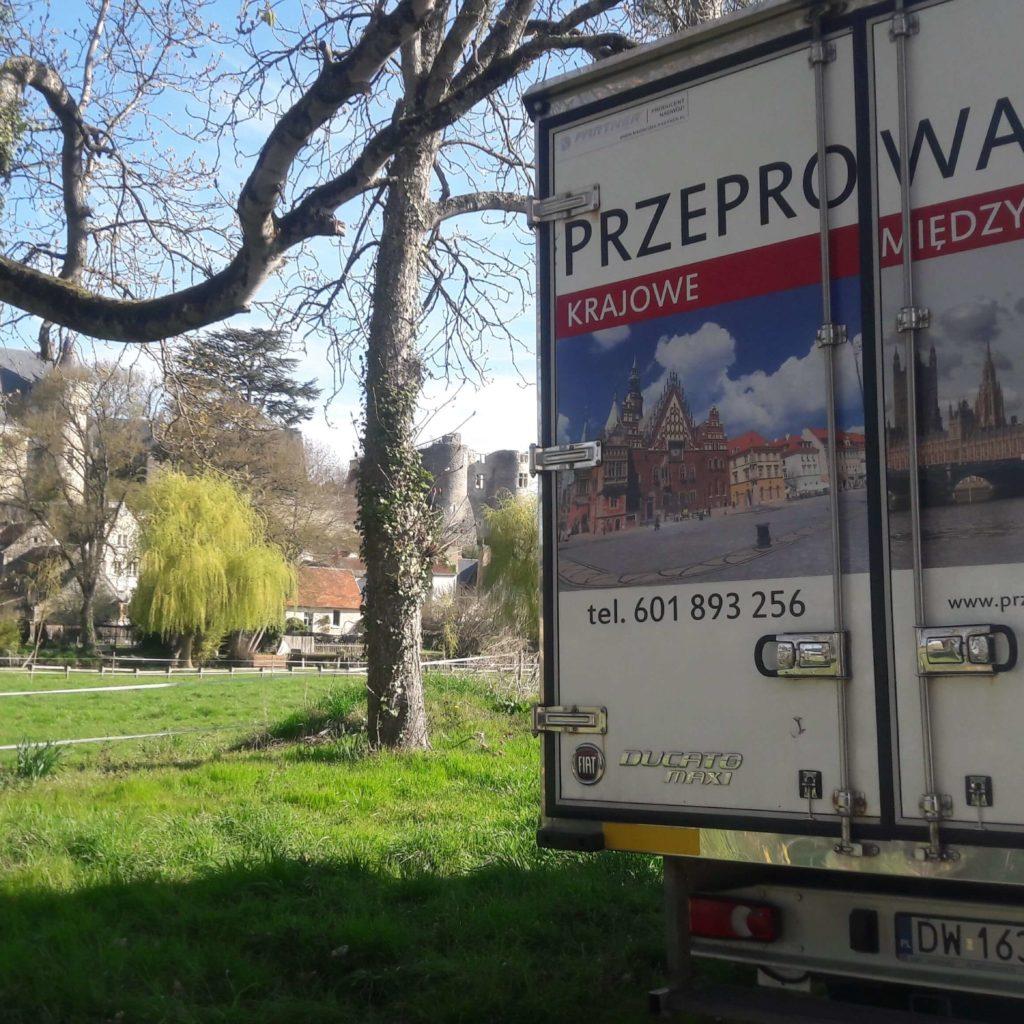 Przeprowadzka z Polski do Francji