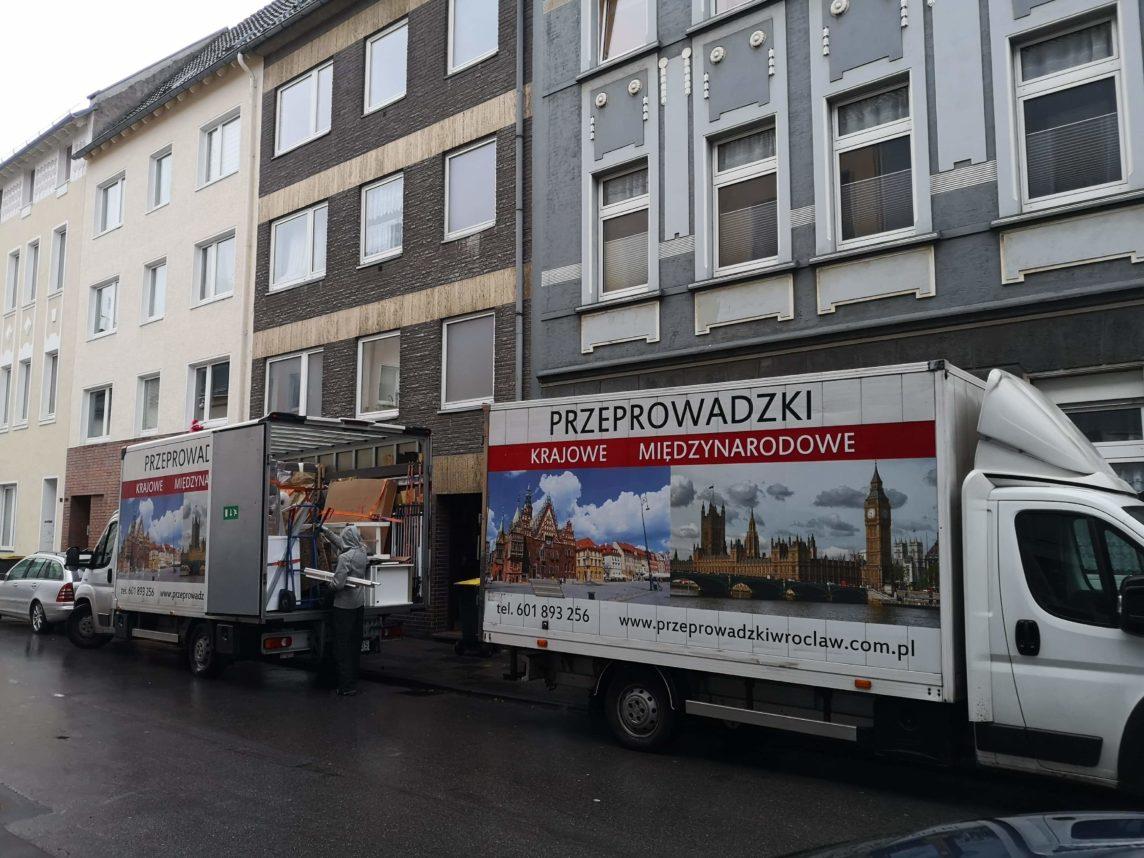 Przeprowadzki Wroclaw Austria Niemcy 1