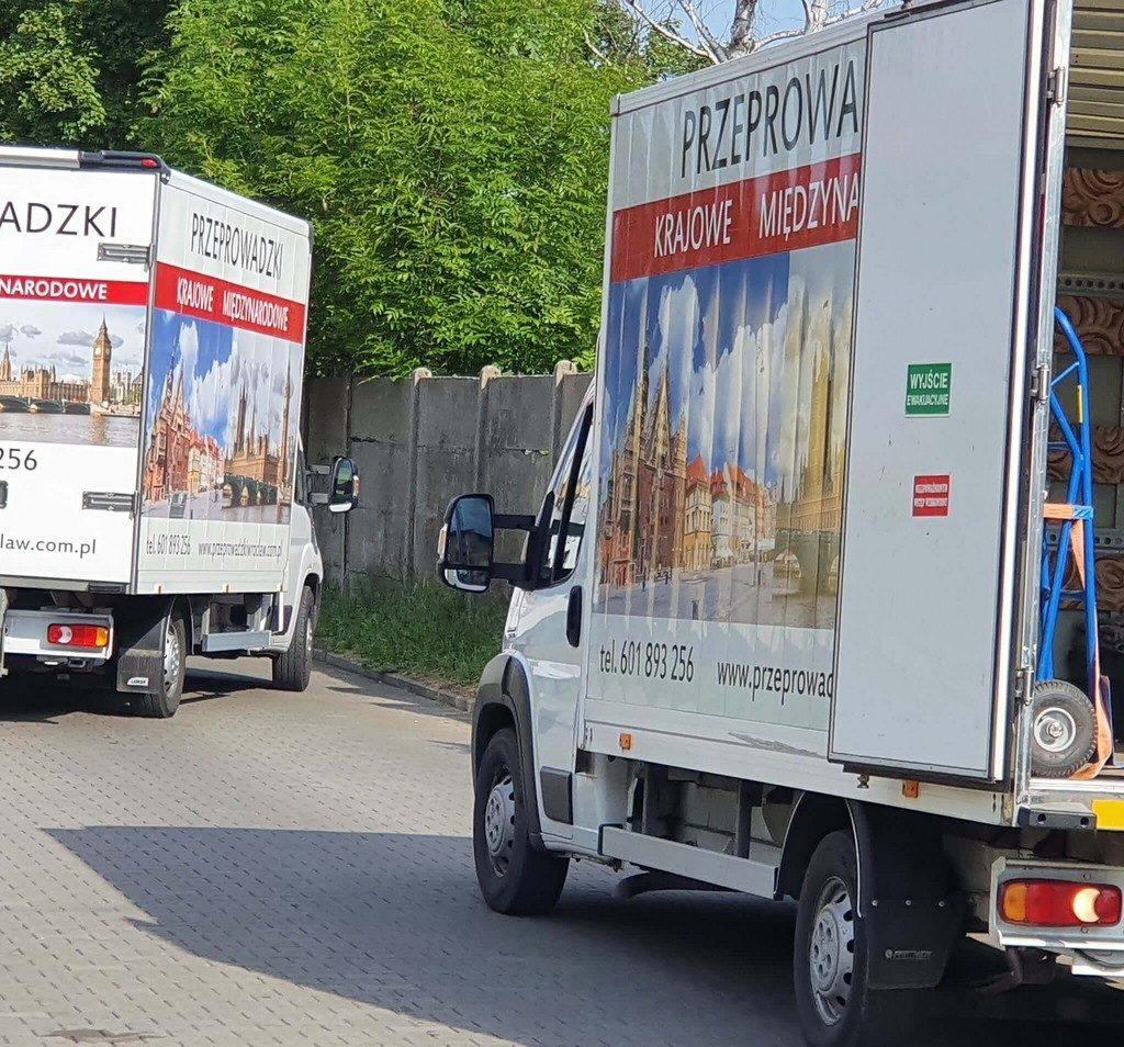 Przeprowadzka do Gdańska 2