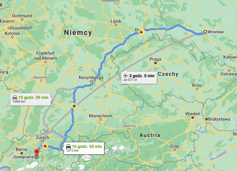 przeprowadzka Wrocław Szwajcaria